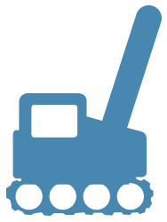 asset tracking icon for Tracertrak