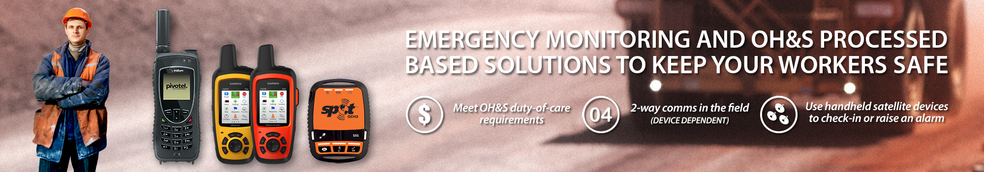 emergency monitoring and oh&s processed based solutions to keep your workers safe