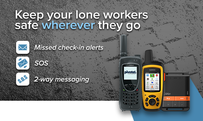 keep your lone workers safe wherever they go with tracertrak